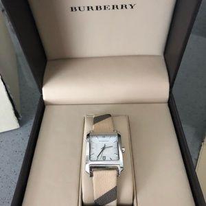Women's Burberry Watch